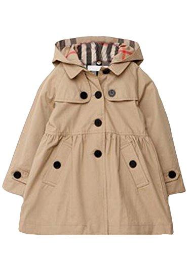 4 Pocket Coat Khaki - 4