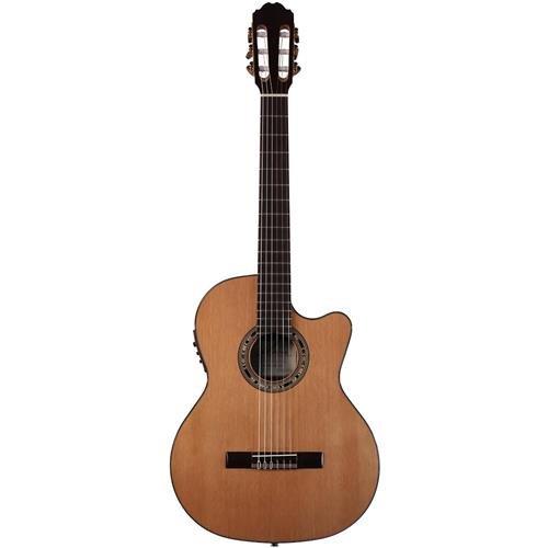 Kremona Fiesta F65CW Thin Line C/E Classical Guitar, 19