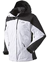 North Face Odyssey Triclimate 3-in-1 Jacket Womens TNF White/ TNF Black