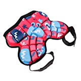 Prettyia Child 3D Protection Hip Padded Shorts Adjustable Children Butt Pad for Skiing Roller Skateboarding - Red
