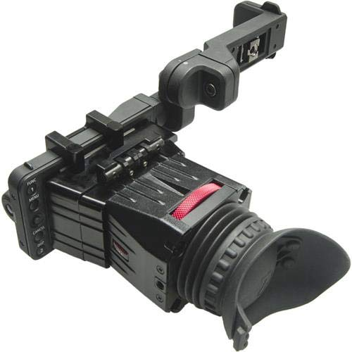 Zacuto C200 Z-Finder Optical Viewfinder for Canon LM-V1 4'' LCD Monitor