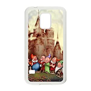 Animated movie Snow White and Seven Dwarfs for Samsung Galaxy S5 Mini Phone Case Cover 66TY445331