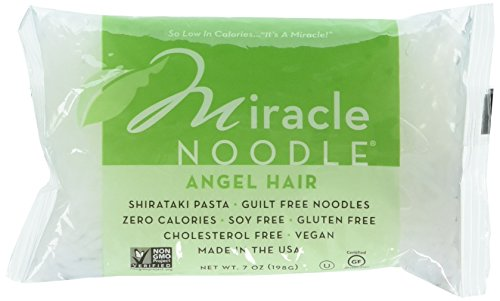 Miracle Noodle Angel Hair Pasta, 7 Ounce -- 6 per case. by Miracle Noodle (Image #2)