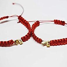 16e38d3118ea Pulseras Amor Infinito Negras  Amazon.com.mx  Handmade