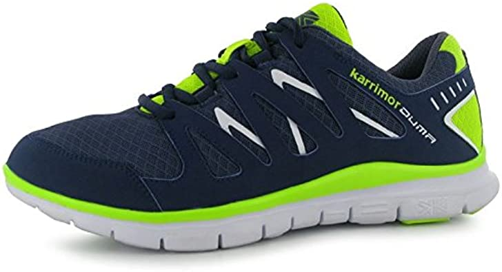 Karrimor Duma sn30 - Zapatillas para Hombre Blue White Yellow: Amazon.es: Zapatos y complementos