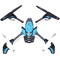 Owill Kai Deng K80 With 2MP WIFI Camera Selfie Headless Mode RC Quadcopter Drone (Blue)