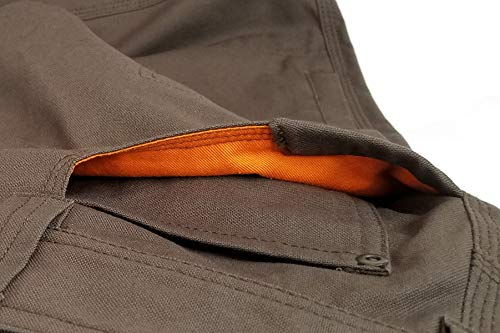 Pantalon Homme D'extérieur Original Walls De Brown Bark Travail Yp833 Pour Rwxqv0d