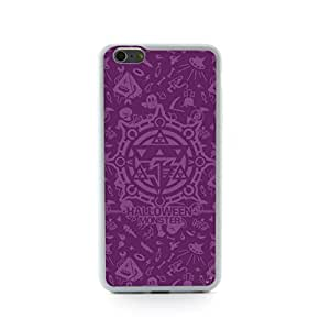 Euclid+ - Gold Line Pattern Obey Flower Embossed Design Grey Bumper Metal Frame Full Armor Protect Case Cover for Apple iPhone 5 5s 5th 5g 5Generation Come With FREE Non Woven Packing Bag