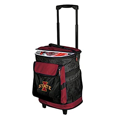 NCAA Iowa State  - Rolling Cooler by Logo Brands