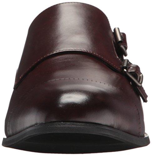 Non Elencato Da Kenneth Cole Mens Anguilla Monk-cinturino Loafer Bordeaux