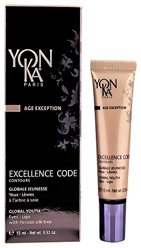 Yonka Age Exception Cellular Code Contours Global Youth for Eyes and Lips (0.5 Ounce/15 Milliliter)