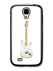 AMAF ? Accessories Iconic White Electric Guitar case for Samsung Galaxy S4
