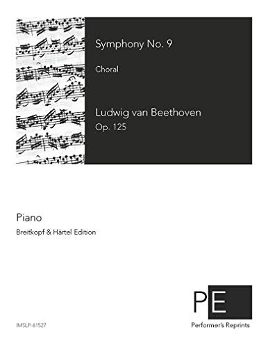 Symphony No.9 - For Piano solo (Liszt) - Score