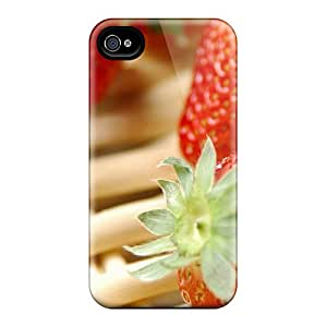 Iphone 6 Fresh Straberries Print High Quality Frame Cases Covers
