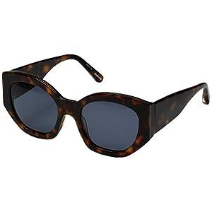 Elizabeth and James Anderson Tortoise/Blue Mono Fashion Sunglasses