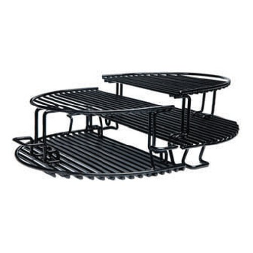 Primo 332 Extended Cooking Rack for Primo Oval XL Grill, 1 per Box (Xl Grill Oval)