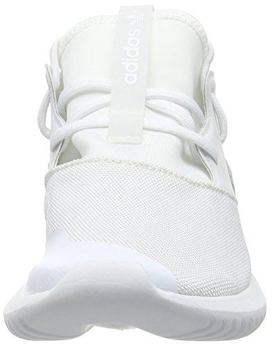 adidas Tubular Entrap W - Zapatilla baja Mujer Blanco (Ftwr White/ftwr White/ftwr White)