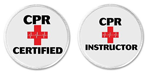 Set 2 CPR Certified / Instructor 3