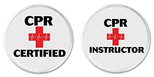 Set 2 CPR Certified / Instructor 3