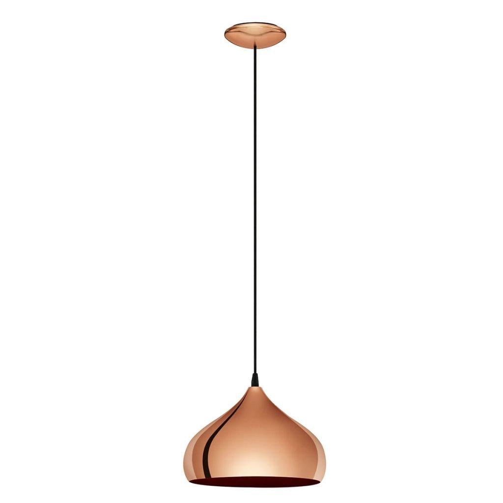Eglo 49449Pendant Light, Copper [Energy Class D]