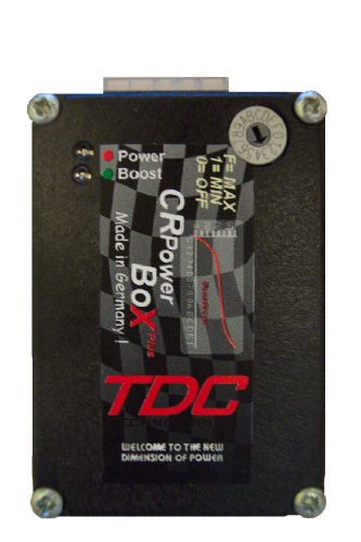 Digital PowerBox CRplus Diesel Tuningchip Chiptuning Performance Module for Fiat Croma 1.9 JTD 88 KW / 120 PS / 280 NM - more power less fuel