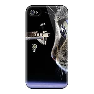 Tough Iphone Amp3943dqPN Cases Covers/ Cases For Samsung Galaxy S5 I9600/G9006/G9008(space Cat)