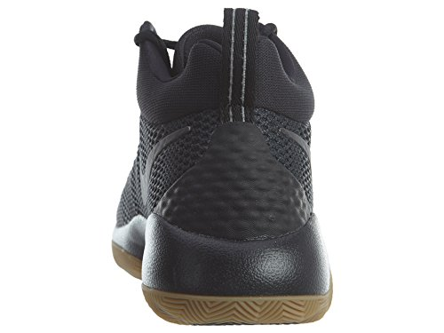 Brown Anthracite NIKE Basketball 2017 Rev Shoe Men's Zoom Black gum Light 6qvUwP6O