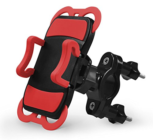 ITTA Quick-release Bike Motorcycle Phone Holder flexible str