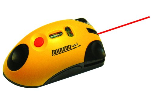 Johnson Level and Tool 9250 Laser Line Level (Mouse)
