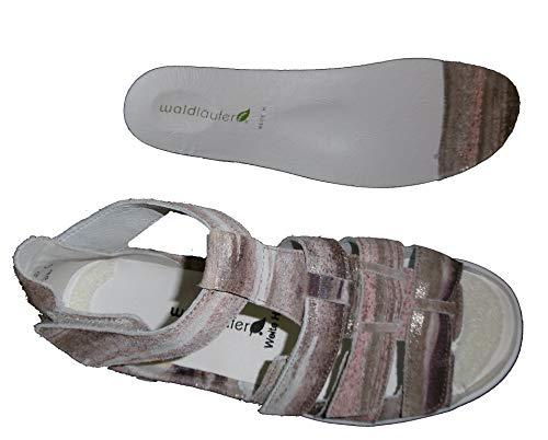 Sandalo Waldläufer 139 Hakura Rosa Donna 192 351802 y0qZWp0