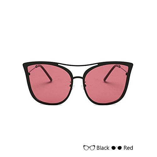 De Gato Gafas TIANLIANG04 Damas De De Espejo Lujo Mujer Ojo Gafas Sol Para Sol B Ray De Un gqzYxpzfXw