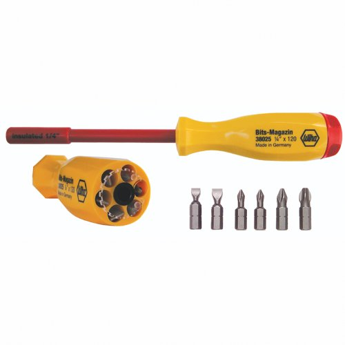 Wiha 38006 Multi Bit Screwdriver Phillips