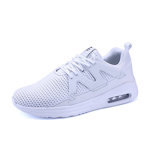 Mens Breathable Running Shoes Lightweight Athletic Shoes Sneaker  Sport Walking Trial Running Casual 7c5aadac26e