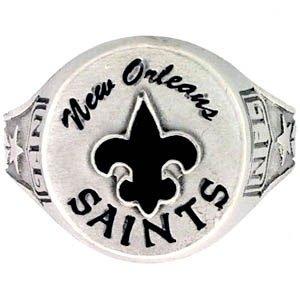NFL Ring - Saints size 8