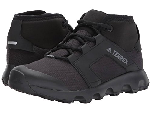 adidas Outdoor Women's Terrex Voyager CW CP W Walking-Shoes, Black/Black/Chalk White, 6.5 M US