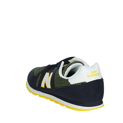 jaune Kd373nry Petite New Sneakers Bleu Garçon 39 Balance wYxRqxz8