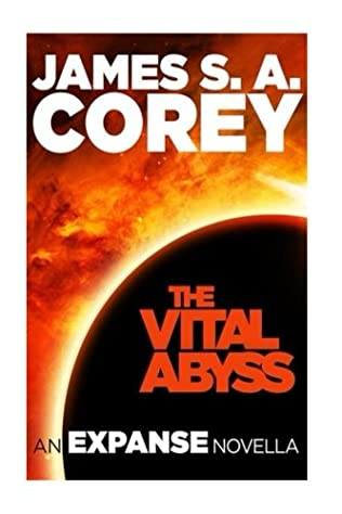 book cover of The Vital Abyss