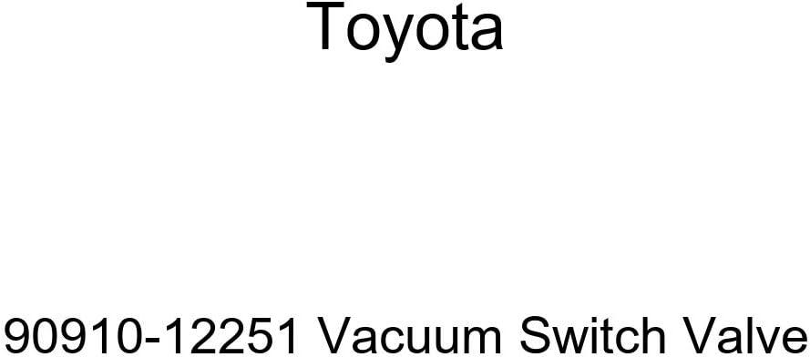 Genuine Toyota 90910-12251 Vacuum Switch Valve