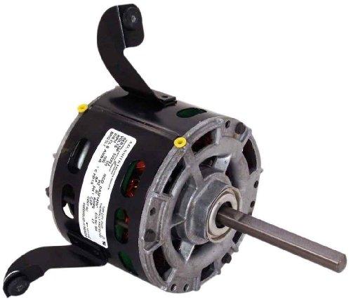 - AO Smith 585 5.0-Inch Frame Diameter 1/6 HP 1050 RPM 115-Volt 7.9-Amp Sleeve Bearing Blower Motor
