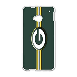 Happy Milliken & Company Green Bay Cell Phone Case for HTC One M7
