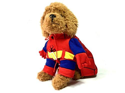 Dog Spiderman Costume (Spiderman Dog Costume)