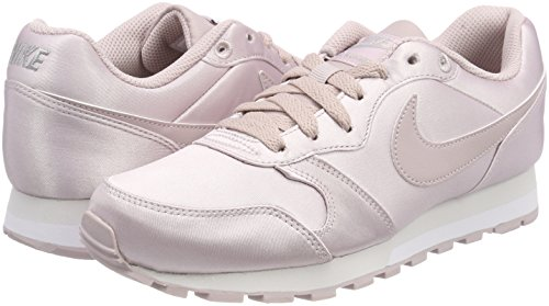 Mujer 602 Md De Rose Rose metallic particle Wmns Rosa Gimnasia 2 Runner particle Zapatillas Nike Para Silver TA8qwf
