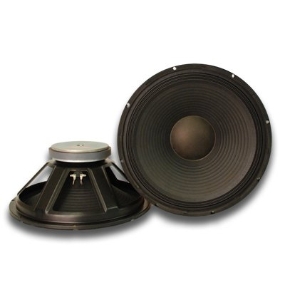 """Seismic Audio - Pair (2) of 18"""" Raw Subwoofers/Woofers/Speakers for sale  Delivered anywhere in Canada"""