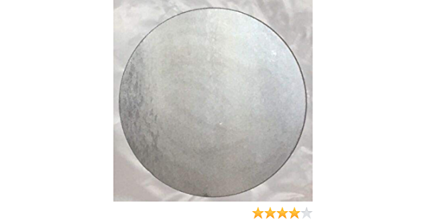 .5 1//2 Steel Plate Round Circle Disc 12 Diameter A36 Steel