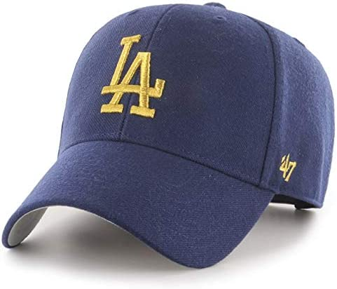 professional sale hot new products new release Amazon.com: '47 Brand MLB Los Angeles Dodgers Metallic Snap MVP ...