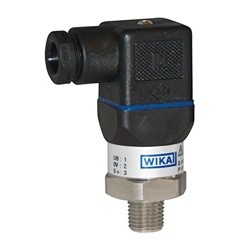Wika A-10 Pressure Transducer, 0 To 200