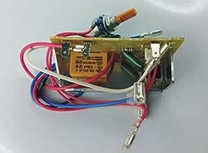 Tarjeta electrónica aspirador Rowenta rs-rt900046: Amazon.es: Hogar