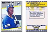 Ken Griffey Jr. Rookie Card 1989 Fleer Baseball Card #548 Mariners - Mint Condition