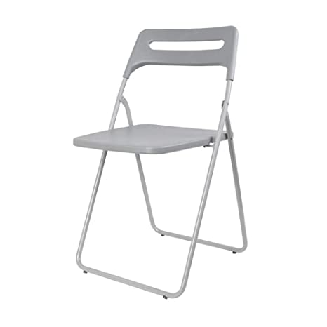 WYYY silla de Oficina El Plastico Silla Plegable Al Aire ...