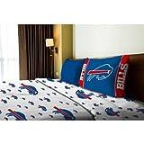 NFL Anthem Buffalo Bills Bedding Sheet Set: Twin